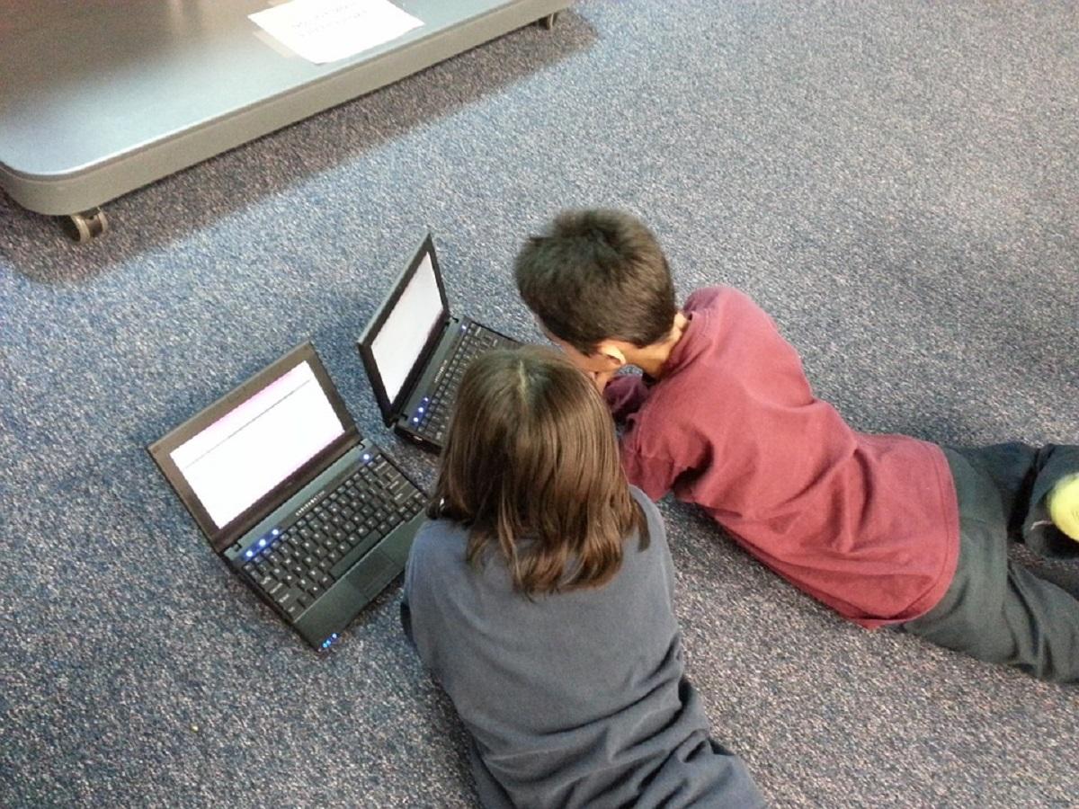 Redes sociales y niños